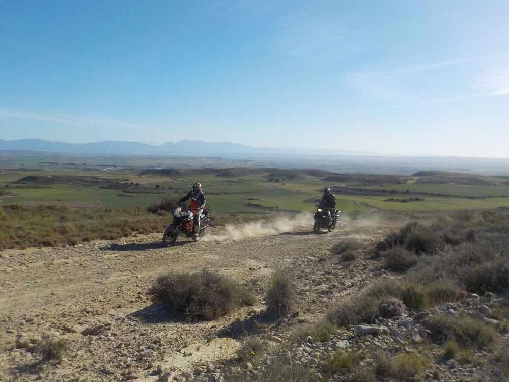 DESERT LOS MONGROS - ESPAGNE