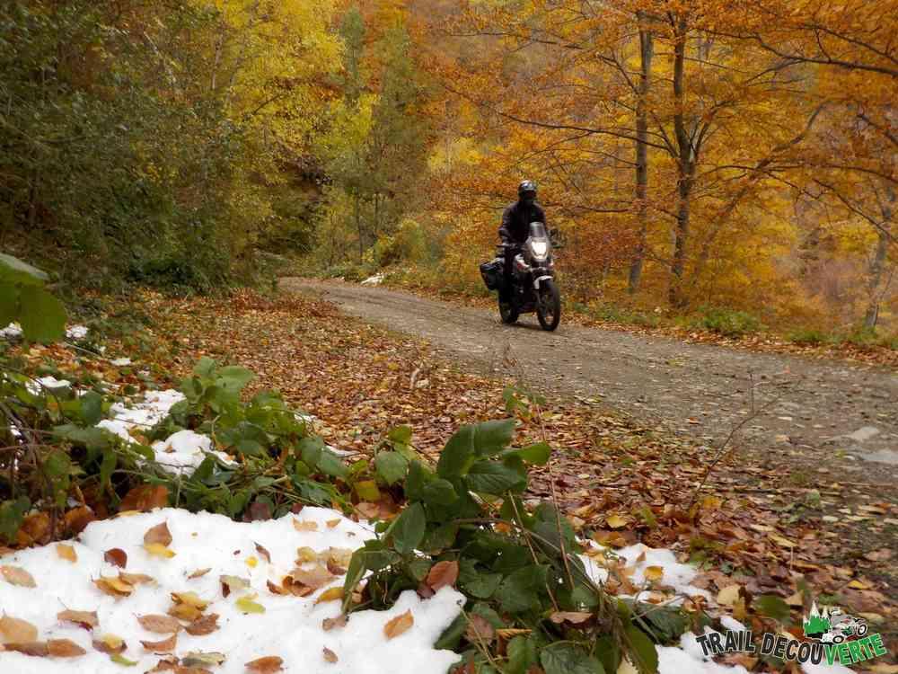 rando trail moto LE BOULOU-CADAQUES