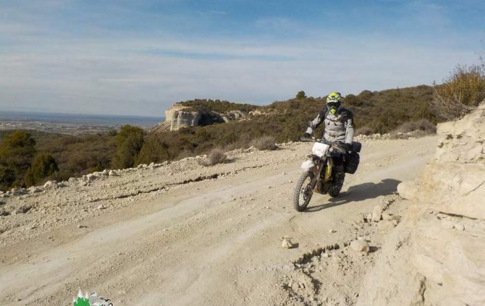 nouvelle rando moto Espagne